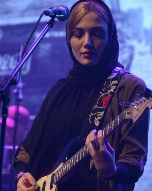 حرکت قابل تقدیر بنیامین بهادری در حمایت از نوازندگان زن