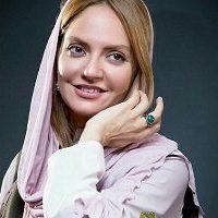 تیپ متفاوت مهناز افشار در جشنواره فیلم فجر