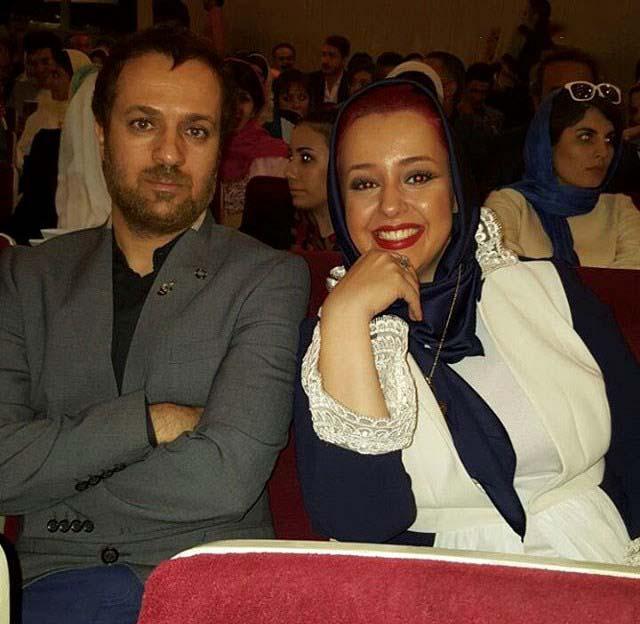 تصاویر احمد مهرانفر و همسرش مونا فائزپور به همراه بیوگرافی