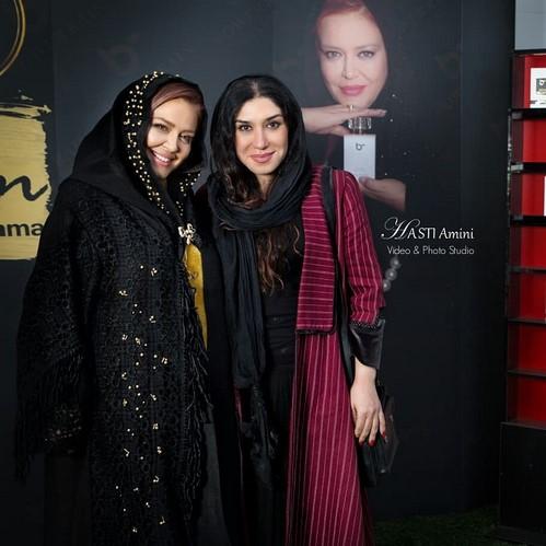 مراسم رونمایی از عطر اختصاصی بهاره رهنما با حضور ستارگان مشهور