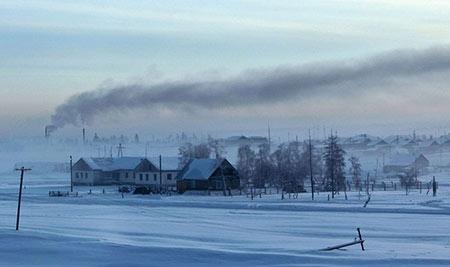 شهر سرد ورخویانسک