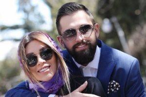 دستگیری همسر محسن افشانی در استادیوم آزادی