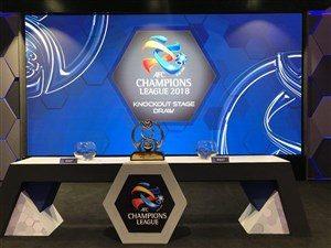 قرعه کشی جام باشگاه های آسیا: پرسپولیس-الدحیل، استقلال-السد
