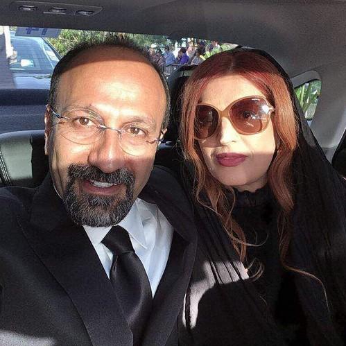 جدید ترین عکس بازیگران و همسرانشان