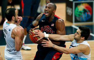 کوبه برایانت اسطوره بسکتبال